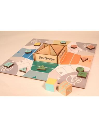 Reciclometro juego de caja