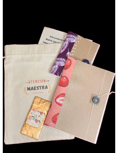 Kit básico día de la Maestra